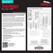 Creative Grids Machine Quilting Tool - Squiggy by Creative Grids - Machine Quilting Rulers