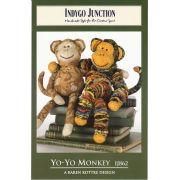 Yo-Yo Monkey Pattern by Indygo Junction - Clothing & Toys