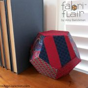 Fabriflair Faceted Spheres & Bowl Pattern by Indygo Junction - Christmas