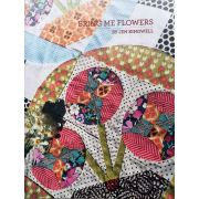 Bring Me Flowers Booklet by Jen Kingwell by Jen Kingwell Designs - Jen Kingwell Designs