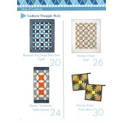 Pineapple Play : Quilts & Projects for the Creative Grids Pineapple Trim Tool by Landauer Publishing - Quilt Books