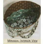 Miranda Day Bag by Lazy Girl Designs Bag Patterns - OzQuilts