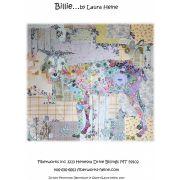 Billie Collage by Fiberworks Collage  - OzQuilts