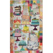 Cake Mix Collage by Fiberworks Collage  - OzQuilts