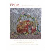 Flaura Vintage Trailer Collage by Fiberworks Collage  - OzQuilts
