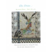 Oh Deer Collage by Fiberworks Collage  - OzQuilts