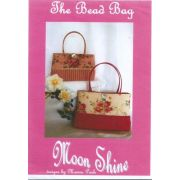 The Bead Bag Pattern by Moonshine Designs by Moonshine Designs Bag Patterns - OzQuilts