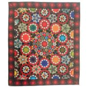 The Can Can Traditional Template Set - Original Size by OzQuilts - Millefiori Book 3