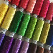 Sue Spargo Dazzle Full Set by Sue Spargo Dazzle - Sue Spargo Dazzle Rayon & Metallic