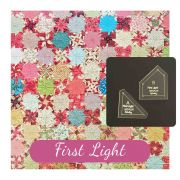First Light Patchwork Template Set from Millefiori Quilts 2 by OzQuilts - Millefiori Book 2