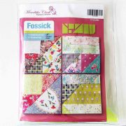 Matilda's Own Fossick Patchwork Template Set by Matilda's Own Quilt Blocks - OzQuilts
