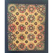 Intermezza Traditional Template Set by OzQuilts - Millefiori Book 3