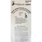 Matilda's Own Sharp Point Arm Wrestler Scissors by Matilda's Own Scissors - OzQuilts