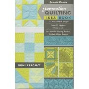 Free-Motion Quilting Idea Book by C&T Publishing - Hand & Machine Quilting