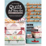 Quilt As You-Go Made Vintage by C&T Publishing - Quilt As You Go