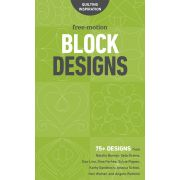 Free-Motion Block Designs by C&T Publishing - Hand & Machine Quilting
