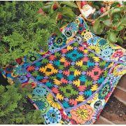 Petite Pineapple Garden Cut Loose Press Pattern by Cut Loose Press Patterns Cut Loose Press Patterns - OzQuilts