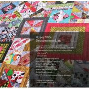 Wanderer's Wife (formerly Gypsy Wife) Pattern Booklet by Jen Kingwell by Jen Kingwell Designs - Jen Kingwell Designs