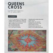 Queens Cross Quilt Pattern by Jen Kingwell by Jen Kingwell Designs - Jen Kingwell Designs