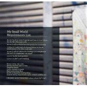 My Small World Pattern Booklet by Jen Kingwell by Jen Kingwell Designs - Jen Kingwell Designs