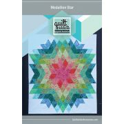 Medallion Star Quilt Pattern by Quilt with Marci Baker - Quilt Patterns