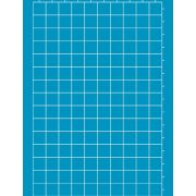 """Full Line Stencil 1"""" Grid by Hancy Full Line Stencils - Pounce Pads & Quilt Stencils"""
