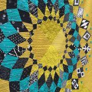 Hoffman Lagoon Hand-dyed Batik by  - Batik