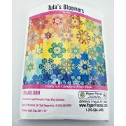 Tula's Bloomers Complete Paper Piece Pack by Tula Pink - Paper Pieces Kits & Templates
