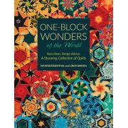 One-Block Wonders of the World by C&T Publishing - Techniques