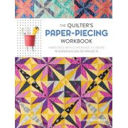 The Quilter's Paper-Piecing Workbook by Fons & Porter  Paper Piecing - OzQuilts