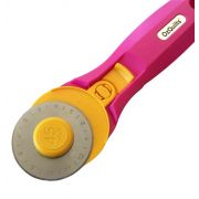 Pink 45mm Rotary Cutter by OzQuilts Rotary Cutters - OzQuilts