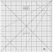 """Sew Kind of Wonderful 10"""" Sew Square by Sew Kind of Wonderful Specialty Rulers - OzQuilts"""