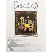 Decobob Thread Colour Chart by Wonderfil Colour Card Booklets - Thread Colour Charts
