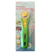 Green 45mm Rotary Cutter by OzQuilts Rotary Cutters - OzQuilts