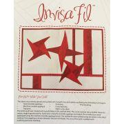 Invisafil Thread Colour Chart by Wonderfil Colour Card Booklets - Thread Colour Charts