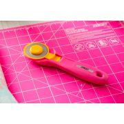 "Olfa 12"" x 18""Pink Cutting Mat by Olfa Cutting Mats - OzQuilts"