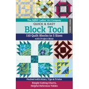New Ladies Art Company Quick & Easy Block Tool by C&T Publishing - Reference
