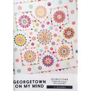 Georgetown on my Mind by Jen Kingwell Complete Paper Piecing Pack by Paper Pieces - Paper Pieces Kits & Templates