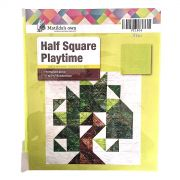 Half Square Playtime Template Set by Matilda's Own - Quilt Blocks