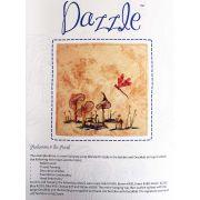 Dazzle Thread Colour Chart by Wonderfil Colour Card Booklets - Thread Colour Charts