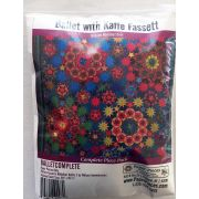 Ballet with Kaffe Fassett Complete Paper Piecing Pack by Paper Pieces - Paper Pieces Kits & Templates