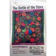 The Battle of the Stars Complete Paper Piecing Pack by Paper Pieces Paper Pieces Kits & Templates - OzQuilts