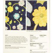 Efina -  Dark Cerise (EFS43)  by Sue Spargo Efina Cotton - Sue Spargo Efina 60wt Cotton