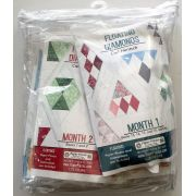 Floating Diamonds Complete Paper Piecing Pack by Carl Hentsch by Paper Pieces - Paper Pieces Kits & Templates