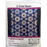 Le Grand Desert Complete Paper Piecing Pack by Paper Pieces - Paper Pieces Kits & Templates