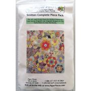 Smitten by Lucy Carson Kingwell Complete Paper Piecing Pack by Paper Pieces Paper Pieces Kits & Templates - OzQuilts