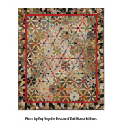 Valse Brillante By Willyne Hammerstein of Millefiori Quilts Complete Paper Piecing Pack by Paper Pieces - Paper Pieces Kits & Templates
