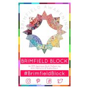 The Brimfield Block Pattern by Brimfield Awakening - Paper Pieces Kits & Templates