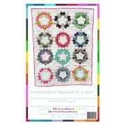The Brimfield Star Block Pattern by Brimfield Awakening - Paper Pieces Kits & Templates