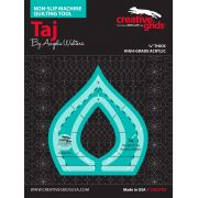 Creative Grids Machine Quilting Tool - Taj by Creative Grids - Machine Quilting Rulers